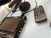 DIGITAL PRISM Portable Television A17I0130